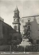 ALTAMURA MONUMENTO AI MARTIRI   (411) - Altamura