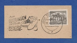MWSt - Tuttlingen, Aus Tuttlingen Komen Qualitätsschuhe 1953 (3) - Machine Stamps (ATM)