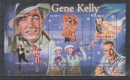 C94. Mozambique MNH - 2012 - Famous People - Gene Kelly - Célébrités