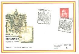 SEP 1989  EXFILNA  TOLEDO - 1931-....