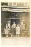 "Photo Bar Vers 1925 ""Limonade La Midinette"" Etat D Usage - Fotografia"