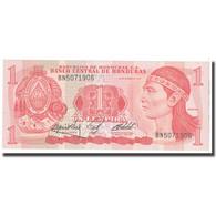 Billet, Honduras, 1 Lempira, 1984, 1984-10-18, KM:68b, NEUF - Honduras