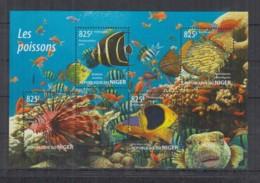 I94. Niger - MNH - 2015 - Fauna - Animals - Marine Life - Fishes - Briefmarken