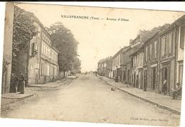 VILLEFRANCHE - Avenue D'ALBAN 8 - Villefranche D'Albigeois