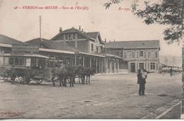 Verdun Sur Meuse Gare De L Est - Verdun