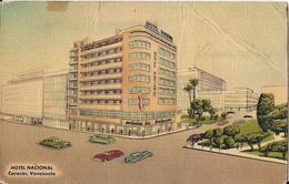 D-CARACAS-HOTEL NACIONAL - Venezuela