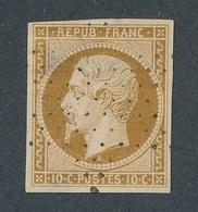 CM-3: FRANCE: Lot Avec N°9 Obl étoile (clair Mais Beau D'aspect) - 1852 Louis-Napoléon