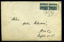 BOEHMEN+MAEHREN Interessanter Brief ANSEHEN (74327) - Besetzungen 1938-45
