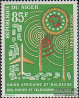 Niger 43 (complete Issue) Unmounted Mint / Never Hinged 1963 Afrikanisch-madagascar Postal Union - Niger (1960-...)
