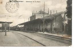 St/    03     Commentry     Intérieur De La Gare - Commentry