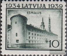 Latvia 273 Unmounted Mint / Never Hinged 1939 State President Ulmanis - Latvia