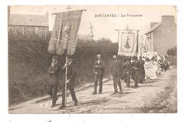 Roscanvel - La Procession- Drapeaux (C.9119) - France