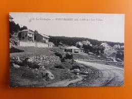 Font Romeu - Les Villas - France