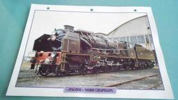 FCARTE DEPHOTO DE TRAIN N° DE CASIER 14PHOTO 250 X 185 - Trains