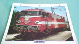 FCARTE DEPHOTO DE TRAIN N° DE CASIER 16PHOTO 250 X 185 - Trains