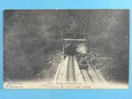 Foug Tunnel Du Chemin De Fer (train) - Foug