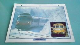 FCARTE DEPHOTO DE TRAIN N° DE CASIER 28PHOTO 250 X 185 - Trains