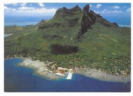 Polynésie Française Bora Bora Village De Vaitape - Polynésie Française