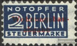 Franz. Zone-Württemberg Z2b (complete Issue) Compulsory Surcharge Fine Used / Cancelled 1949 Housing Supply - Französische Zone