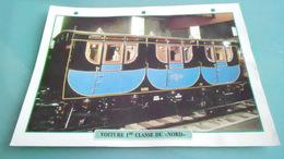 FCARTE DEPHOTO DE TRAIN N° DE CASIER 49PHOTO 250 X 185 - Trains
