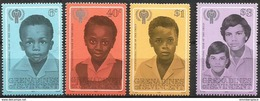 St Vincent Grenadines - 1979 Year Of The Child Set Of 4 MNH **   Sc 176-9 - St.Vincent & Grenadines
