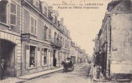 La Chatre (36) - Façade De L'Hôtel St Germain - La Chatre