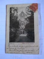México San Francisco Church Postally Used 1904 - Mexico