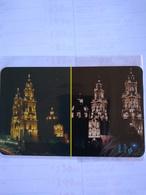 México Towers Of Catedral Of Morelia - Mexico