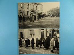 13 Cartes Photos De Funérailles - Cartes Postales