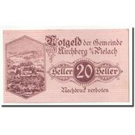 Billet, Autriche, Kirchberg An Der Pielach, 20 Heller, Paysage, 1920, SPL - Oesterreich