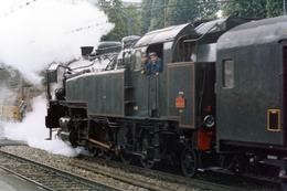141 TD 740 Préservée Par L'Association Quercy Rail - Toulouse Matabiau – 06/89 - Toulouse