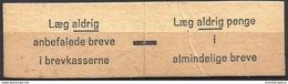 Denmark  - 1960's  Slot Machine Booklet Complete MNH ** - Carnets