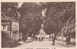 CARIGNAN-Avenue De La Gare. - Non Classés
