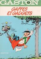 GASTON - 0 - Gaffes Et Gadgets - DUPUIS - Gaston