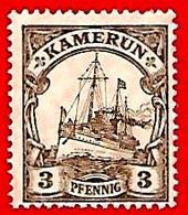 3375 -- CAMEROUM  --  1905 - N° 20** Neuf  TB  Filigramme Losange - Cameroun (1960-...)