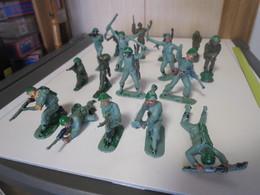 Lade 2 - Soldat En Plastique - Plastieken Soldaatje - - Army