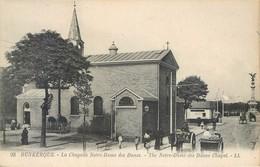CPA 59 Nord Dunkerque La Chapelle Notre Dame Des Dunes - Chapel LL 92 Non Circulée - Dunkerque