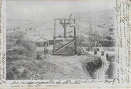 BEDARIEUX  ( Hérault ) : Les Bauxites à L'Arbousas (1904) - Bedarieux