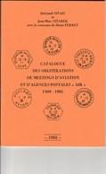 Oblitérations De Meetings D'aviation Et D'agences Postales Air 1909/1981 - Autres