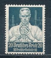 Deutsches Reich 562 ** Geprüft Schlegel Mi. 110,- - Germania
