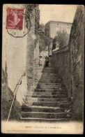 54 - BRIEY - L'Escalier De La Grosse Tour - Briey