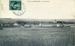 PACY-sur-ARMANCON Vue Générale (1873) - Autres Communes