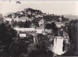 Carte Vers 1950 JAJCE / PANORAMA - Bosnie-Herzegovine