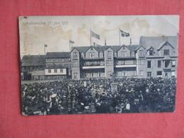 Austurvollur  17 Junf 1911-- Ref 3140 - Iceland