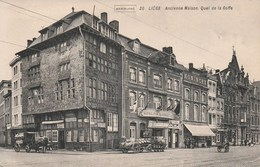 Liège;Cinéma Cosmopolite.2 Cartes. - Luik