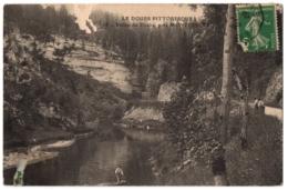 CPA 25 (Doubs) - 66. Vallée Du Doubs, Près MONTBENOIT - France