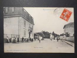 88 - Remiremont - CPA -  Rue Du Canton - Ad . Weick - Saint - Dié N° 6100 - CL . M  - B.E - 1909 - Peu Commune - - Remiremont