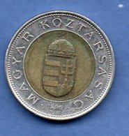 Hongrie  -  100 Forint 1996  - Km # 721  -  état  TTB+ - Hungary