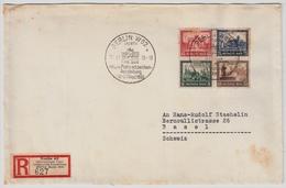 1930, Iposta Block, Mittelstück, Mi. 600.-    , #a1840 - Deutschland