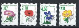 France Préo N°240/43** (MNH) 1998 - Fleurs Sauvages - Préoblitérés